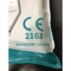 Kép 4/4 - FFP2 NR védőmaszk jelölései: CE 2163, EN149:2001 + A1:2009