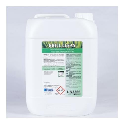 HC Grill Clean kombisütők lúgos kémhatású tisztítószer koncentrátuma, 5 L