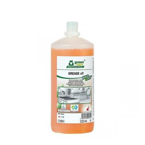 TANA Grease Off univerzális konyhai tisztítószer, 325 ml (Green Care Quick & Easy) - ÖKO