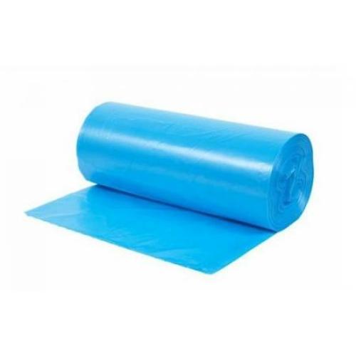 Kukazsák, 110 L, 60x100 cm, kék (20 db/tekercs)
