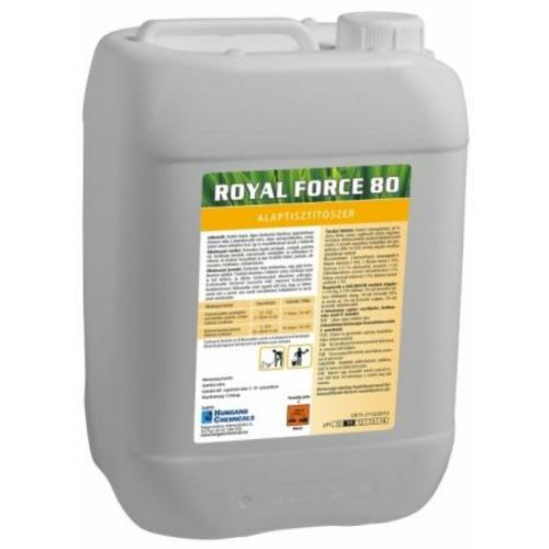 HC Royal Force 80 alaptisztító szer, 5 L