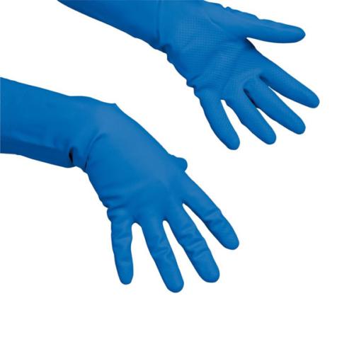 VILEDA Multipurpose kesztyű, kék, M