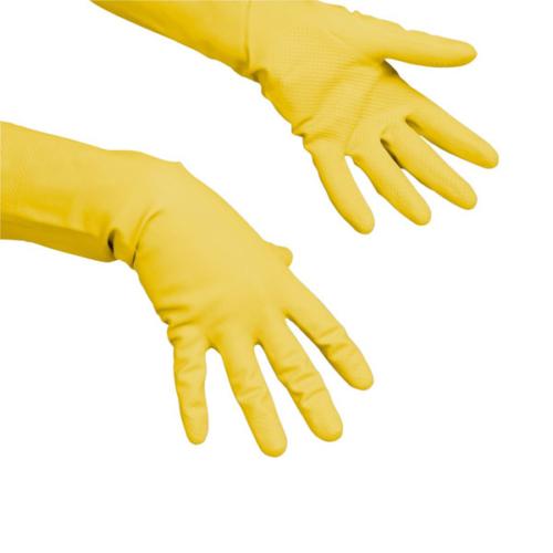 VILEDA Multipurpose kesztyű, sárga, L