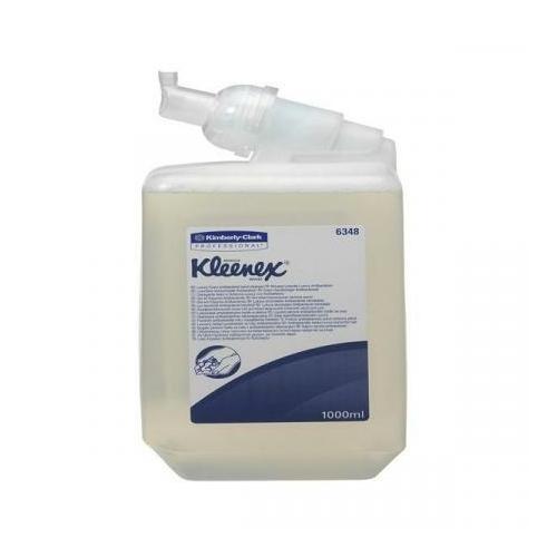 KC 6348 Kleenex antibakteriális hatású luxus kéztisztító hab, 1000 ml (6 flakon/karton)