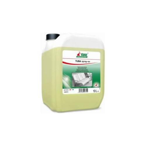 TANA Tuba Spray-Ex intenzív szőnyeg- és kárpittisztító szer, extrakciós takarítógéphez, 10 L