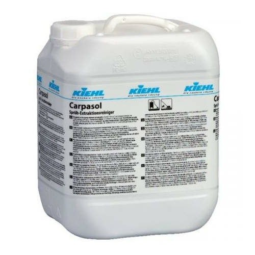 KIEHL Carpasol szőnyegtisztító szer, extrakciós takarítógéphez, 10 L