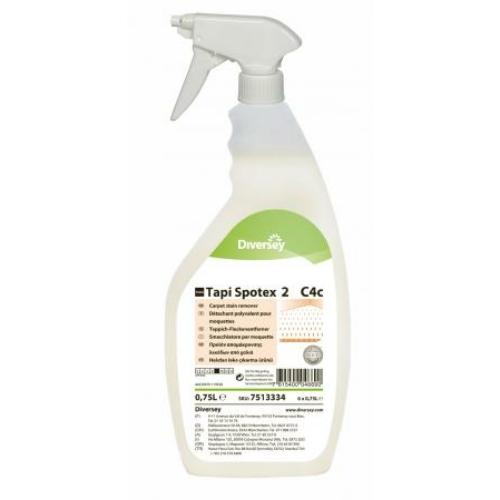Diversey TASKI Tapi Spotex 2 folyékony szőnyeg-folttisztító spray, 750 ml