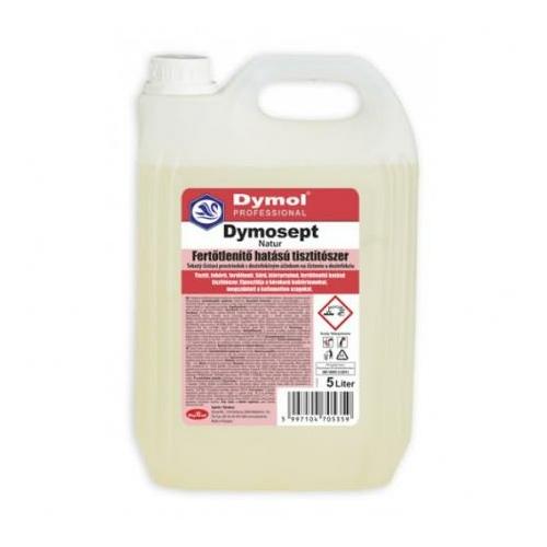 Dymosept klóros fertőtlenítő tisztítószer, natúr illattal, 5 L