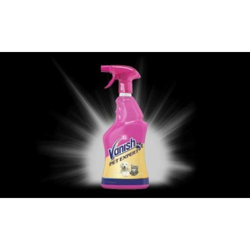 Vanish Pet Expert Spray folteltávolító szőnyegtisztító szer, szórófejes, 500 ml