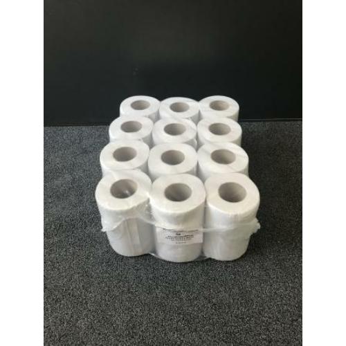 RLP közületi belsőmagos kéztörlő papír, 2 rétegű, 14-es, fehér (50 m/guriga, 12 guriga/zsugor)