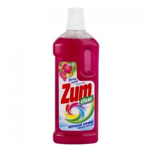 Zum Clear univerzális tisztítószer, tavaszi virág illattal, 750 ml