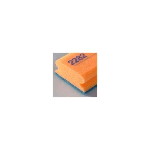 3M Scoth-Brite 2282 szivacs, kék-narancs