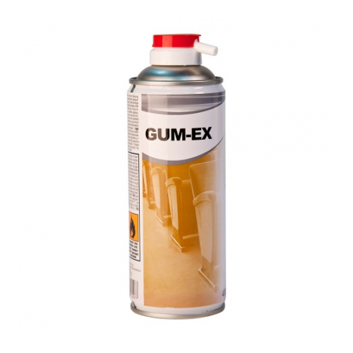 TANA Gum-Ex rágógumi-eltávolító spray, 400 ml