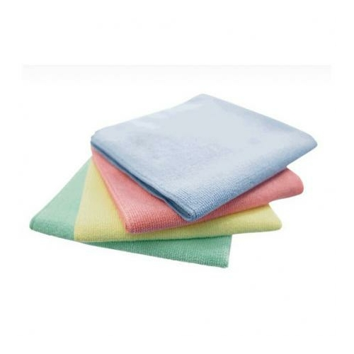 VILEDA MicroTuff Plus mikroszálas törlőkendő, kék (5 darab/csomag)