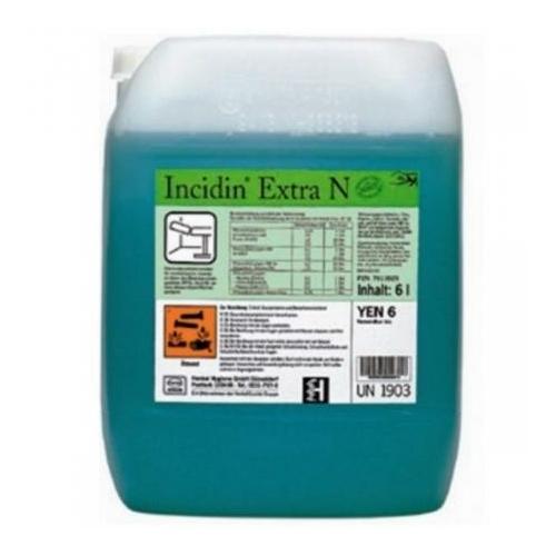 ECOLAB Incidin Extra N felületfertőtlenítő szer, 6 L