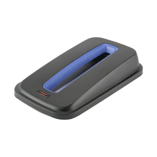VILEDA Geo papír fedő, fekete/kék
