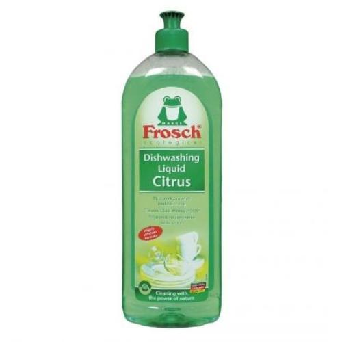 Frosch Citrus mosogatószer, citrus illatú, 750 ml - ÖKO