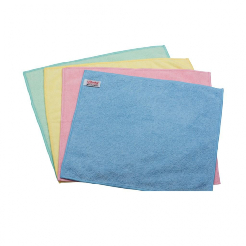 VILEDA MicroTuff Base, piros (5 darab/csomag)