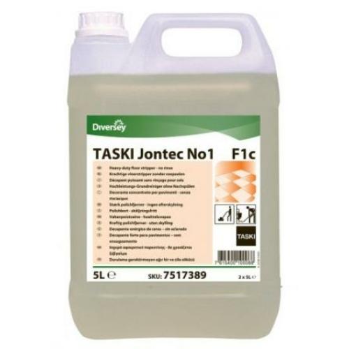 Diversey Taski Jontec No1 mélytisztító padlótisztító, 5 L