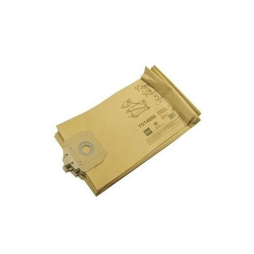 Diversey Taski Vento 15 papír porzsák, 15 L (10 db/csomag)