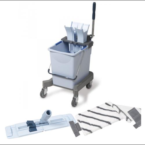 VILEDA US Pro Single Bucket Starter Kit (25 literes)