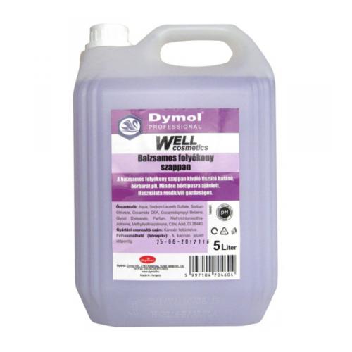 Well Cosmetics balzsamos folyékony szappan, 5 L
