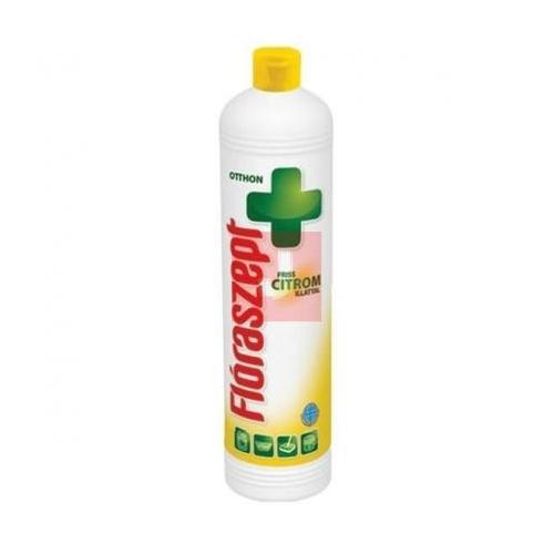 Flóraszept fertőtlenítő tisztítószer, friss citrom illattal, 1 L