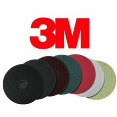 3M súrolókorong, 20 coll, 505 mm, fehér (5 db/karton)