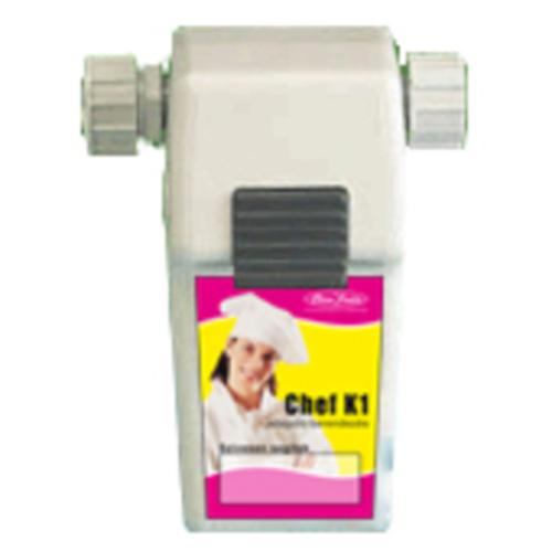 Chef K1 kézi vegyszeradagoló berendezés kihelyezéssel
