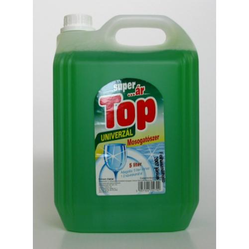 Top univerzális mosogatószer, citrom illattal, 5 L