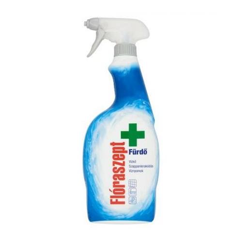 Flóraszept Fürdő fürdőszobai tisztítószer, szórófejes, 750 ml