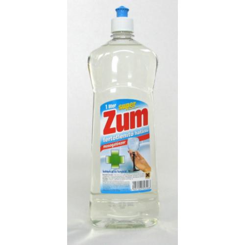 Zum fertőtlenítő hatású mosogatószer, 1 L