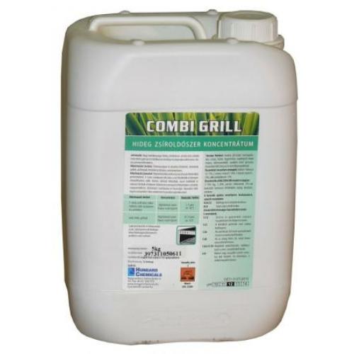HC Combi Grill hideg zsíroldószer koncentrátum, 5 kg
