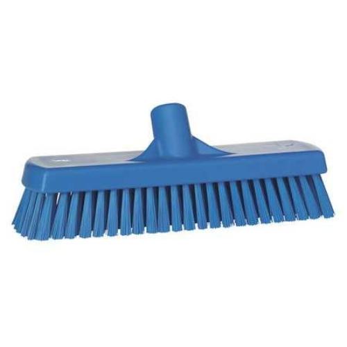 Vikan 70603 padlósúroló kefe, 30 cm, kék