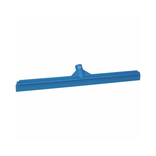 Vikan 71603 vízlehúzó gumiéllel, 60 cm, kék