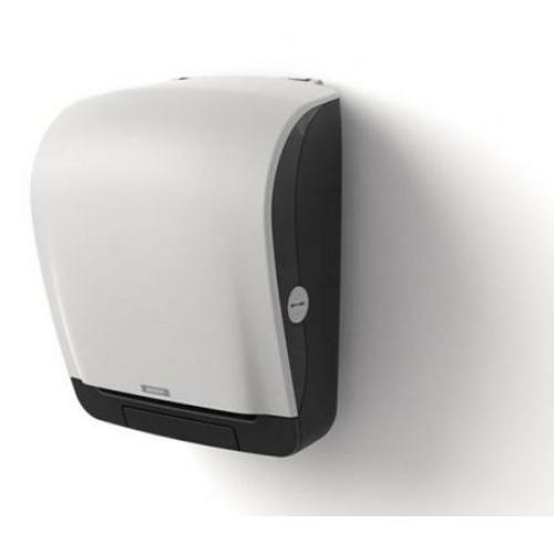 KATRIN 90045 kéztörlőpapír-adagoló, fehér