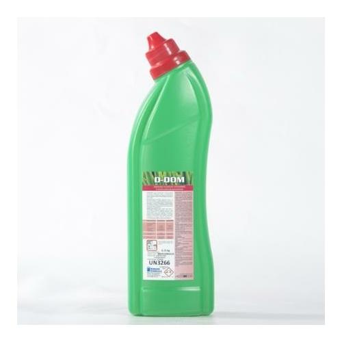 HC D-Dom fürdőszobai tisztítószer, textilfehérítő és fertőtlenítőszer koncentrátum, 0,75 kg