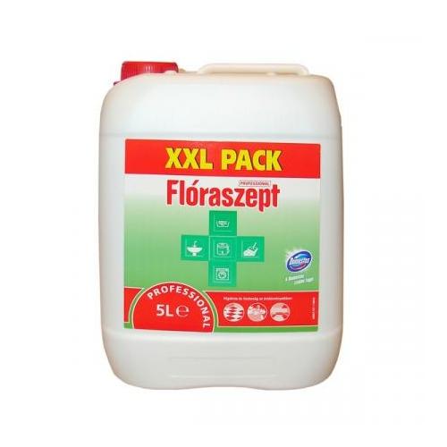 Flóraszept fertőtlenítő tisztítószer, 5 L