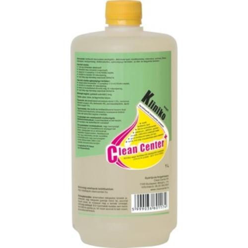 Kliniko-Sept fertőtlenítő kéztisztító szappan, 1 L