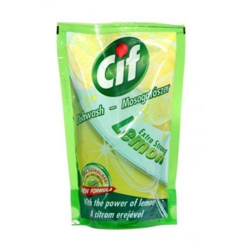 Cif Lemon kézi mosogatószer utántöltő, 500 ml