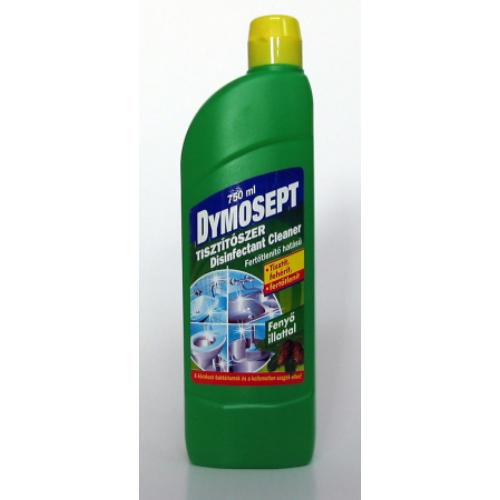 Dymosept klóros fertőtlenítő tisztítószer, fenyő illattal, 750 ml