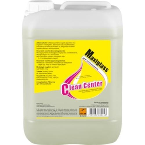Maxiglass gépi pohármosogató szer, 5 L
