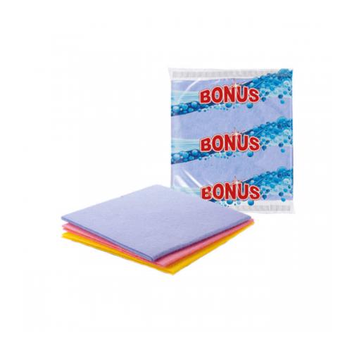 Bonus univerzális törlőkendő (3 db/csomag)