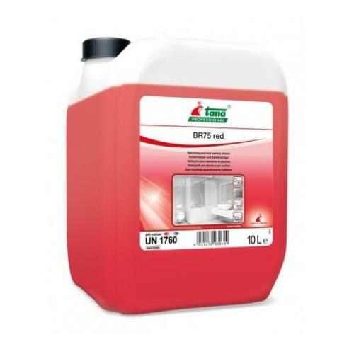 TANA BR-75 Red foszforsavas vízkőoldó, 10 L