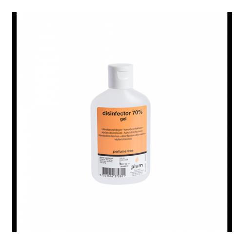 PLUM disinfector 70% kézfertőtlenítő gél, 120 ml