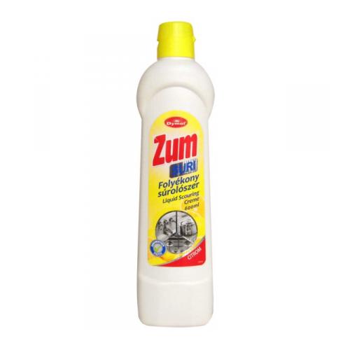 Zum Suri folyékony súrolószer, citrom illattal, 500 ml