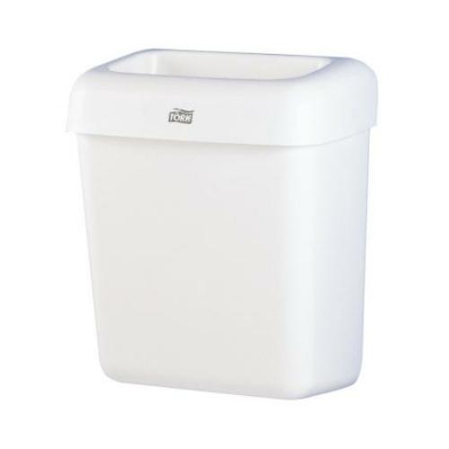 TORK 226100 hulladékgyűjtő, 20 L, műanyag, fehér