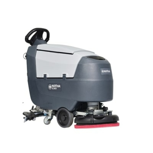 Nilfisk SC401 padlótisztító gép