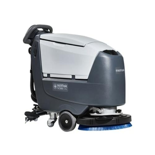 Nilfisk SC500 padlótisztító gép